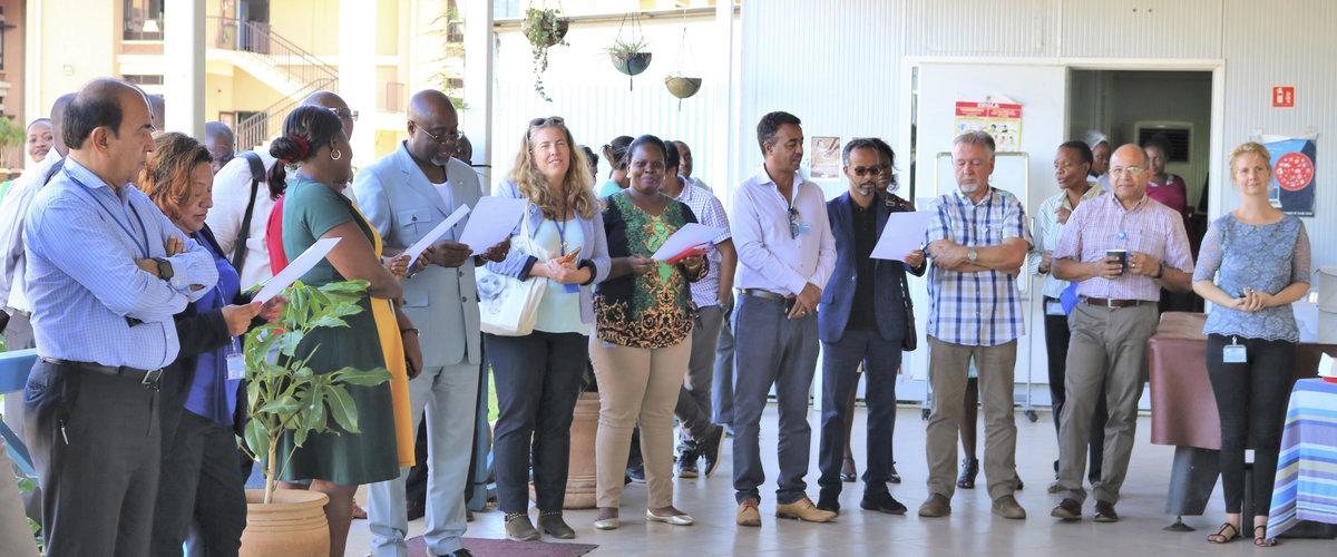 RSCE   United Nations Regional Service Centre Entebbe