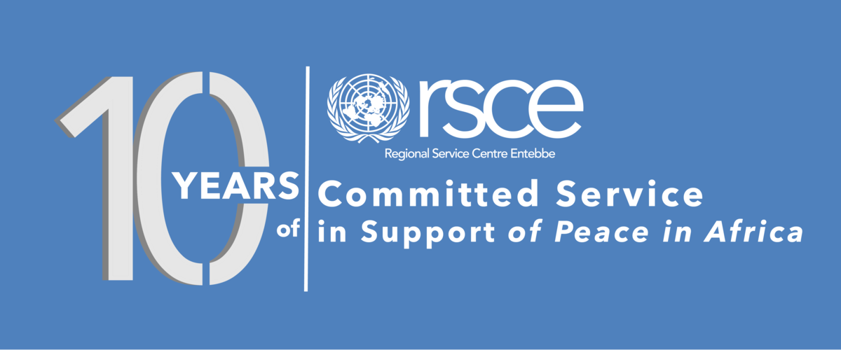 10 years rsce regional service centre entebbe paulin djomo atul khare lisa buttenheim committed services in support of peace in africa yannick van winkel