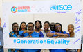 RSCE Celebrates International Women's Day: #GenerationEquality
