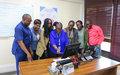 The Regional Service Centre Entebbe has no client queries pending